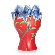 Royal Iris Large Vase