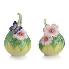 Butterfly Salt and Pepper Shaker (Set of 2)