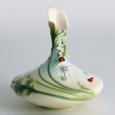 <strong>Franz Collection</strong> Ladybug Vase
