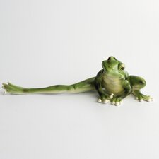 Amphibia Frog Long Legged Frog Figurine