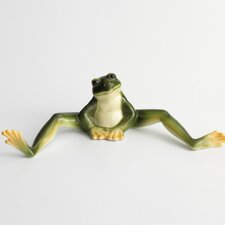 <strong>Franz Collection</strong> Amphibia Frog Sitting Figurine