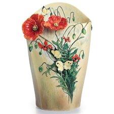 Van Gogh Poppy Vase