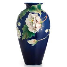 Cotton Rose Vase
