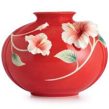 Island Beauty Hibiscus Vase