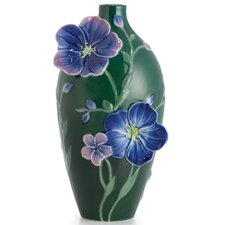 Flax Flower Vase