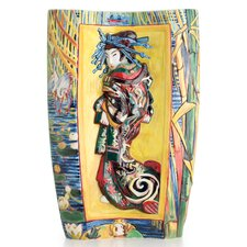Van Gogh Courtesan Vase