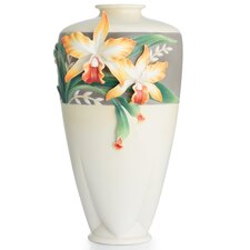 Magnificent Cattleya Orchid Vase
