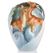 <strong>Franz Collection</strong> Partnership for the Future Impalas Vase