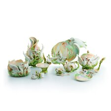 Swan Lake Swan Porcelain Collection