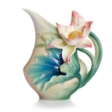 <strong>Franz Collection</strong> Peaceful Lotus Creamer