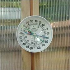 <strong>Sunshine Gardenhouse</strong> Min/Max Thermometer