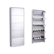 5 Drawer Shoe Cabinet