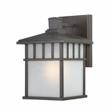 Barton 1 Light Wall Lantern