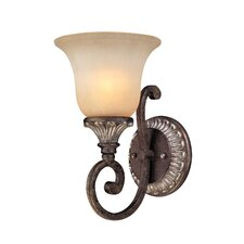 Greta 1 Light Wall Sconce