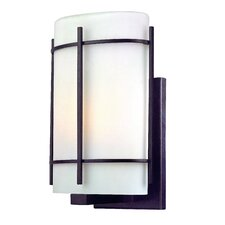 Pacifica 1 Light Small Wall Sconce