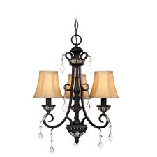 <strong>Dolan Designs</strong> Florence 3 Light Chandelier