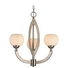 <strong>Dolan Designs</strong> Odyssey 3 Light Chandelier