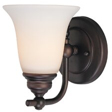 <strong>Dolan Designs</strong> Hamilton 1 Light Wall Sconce