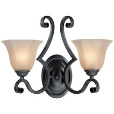 Winston 2 Light Wall Sconce