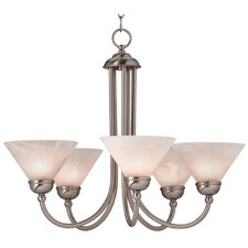 Vinton 5 Light Chandelier