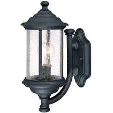 <strong>Dolan Designs</strong> Walnut Grove 1 Light Outdoor Wall Lantern