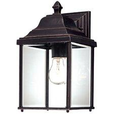 Charleston 1 Light Outdoor Wall Lantern