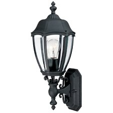 <strong>Dolan Designs</strong> Roseville 1 Light Outdoor Wall Lantern