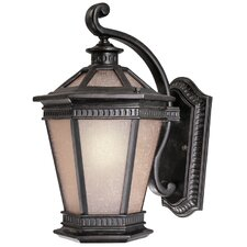 Vintage 1 Light Outdoor Wall Lantern
