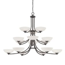 <strong>Dolan Designs</strong> Rainier 15 Light Chandelier