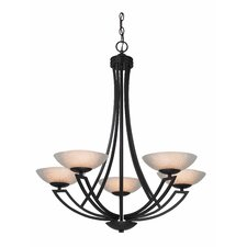 Delany 5 Light Chandelier