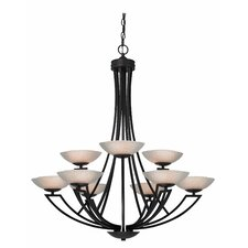 Delany 9 Light Chandelier