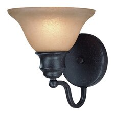 Atlantis 1 Light Wall Sconce
