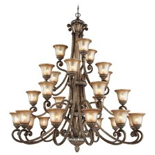 Carlyle 27 Light Chandelier