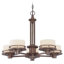 <strong>Dolan Designs</strong> Beacon 5 Light Chandelier