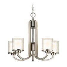 <strong>Dolan Designs</strong> Horizon 5 Light Chandelier