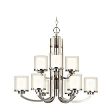Horizon 9 Light Chandelier