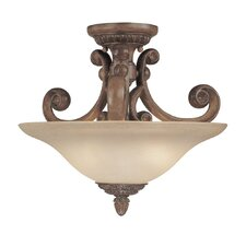 Carlyle Semi Flush Mount