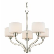 Kalina 5 Light Chandelier
