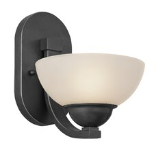 Fireside 1 Light Wall Sconce