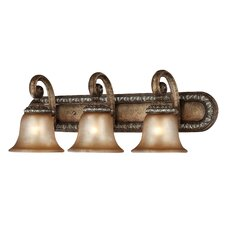 Carlyle 3 Light Bath Vanity Light