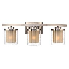 Horizon 3 Light Bath Vanity Light