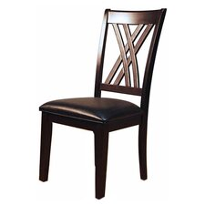 Montreal Double X Side Chair (Set of 2)