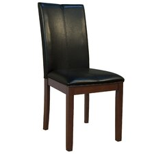 Parsons Curved Back Chair (Set of 2)