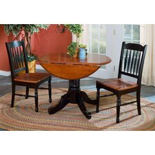 <strong>A-America</strong> British Isles 3 Piece Dining Set