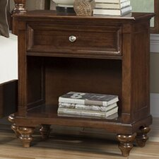 Reedsport 1 Drawer Nightstand