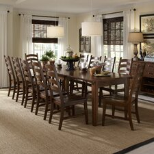 Toluca 11 Piece Dining Set