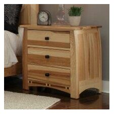 <strong>A-America</strong> Adamstown 3 Drawer Nightstand