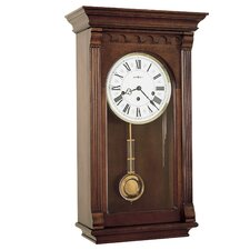 Alcott Chiming Key - Wound Wall Clock