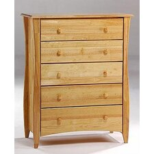 <strong>Night & Day Furniture</strong> Spices 5 Drawer Chest