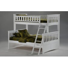 <strong>Night & Day Furniture</strong> Spices Ginger Twin over Full Bunk Bed with Trundle